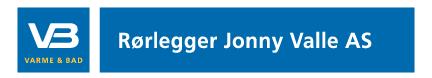 Valle Jonny Rørlegger Harstad AS