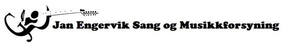 Jan Engervik Sang og Musikkforsyning