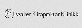 Lysaker Kiropraktor Klinikk